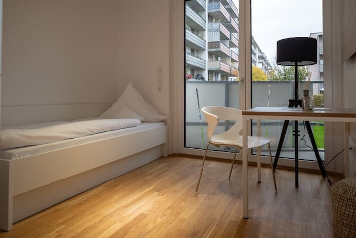 my room - Messe City Apartment Munich