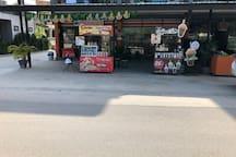 MiniMart 10 metres away