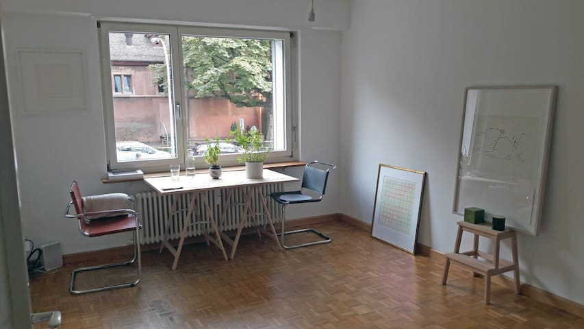 Charming apartment in the heart of Basel