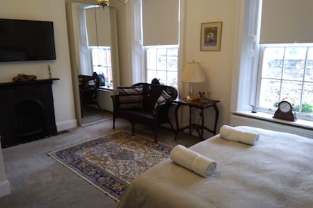 Luxury extra large double room Dublin city centre