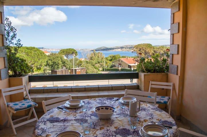 Porto Faro, Nice apartment near the beach