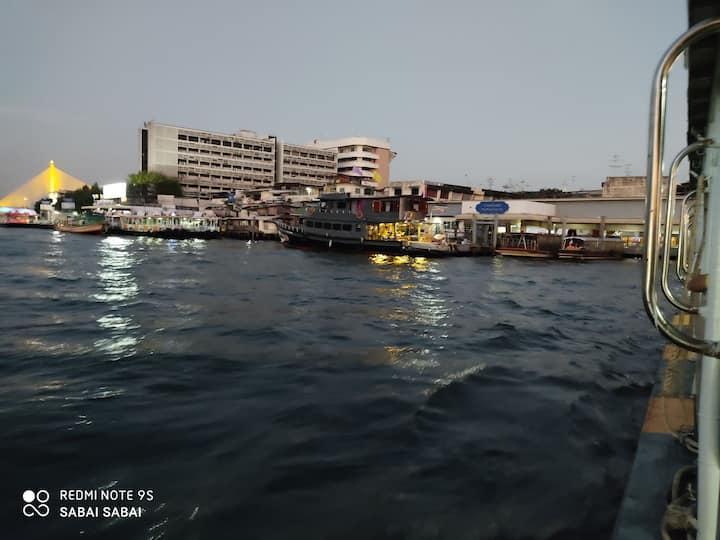 Sabai Sabai Houseboat Bangkok Event Hosting