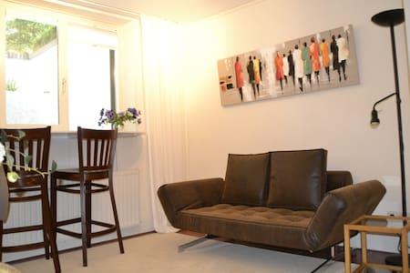 Modern appartement bij Goffertpark - Társasház