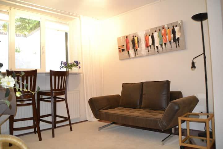 Modern appartement bij Goffertpark