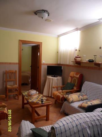 APARTAMENTO PRIVADO CERCA GRANADA - Alcalá la Real - Apartamento