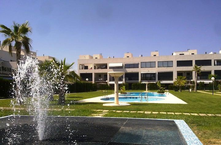 Alicante Golf !! siempre sol!!!  3 hab 3 baños