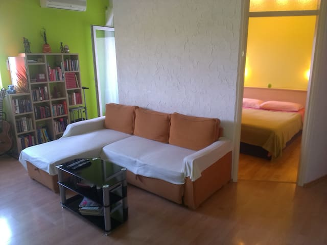 Modern apartment for a good price! - Labin - Pis