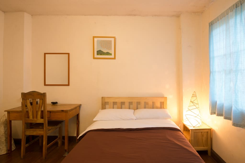 Rooms: Single Room With A Semi-double Bed (2)