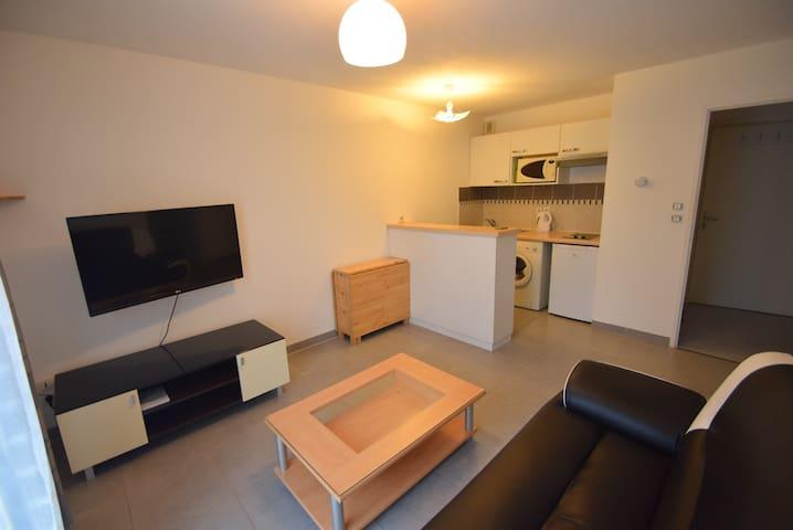 T2 Aucamville Résidence sécurisé - Aucamville - Apartment