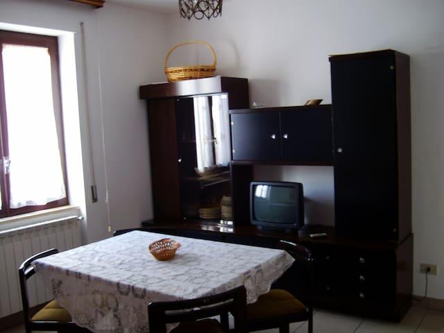grazioso appartamento a Scanno (AQ)