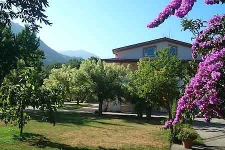 Relax in Italian countryside - Sant'Elia Fiumerapido  - Bed & Breakfast