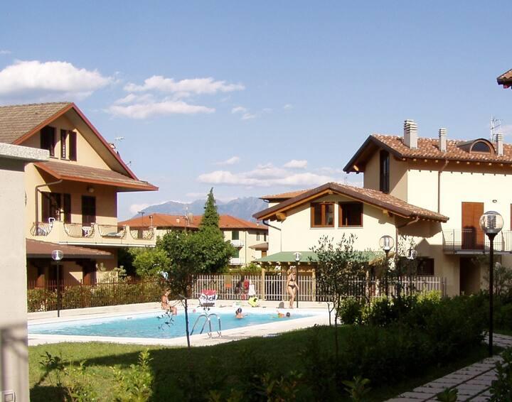 Appartamento in residence con piscina GIGLIO