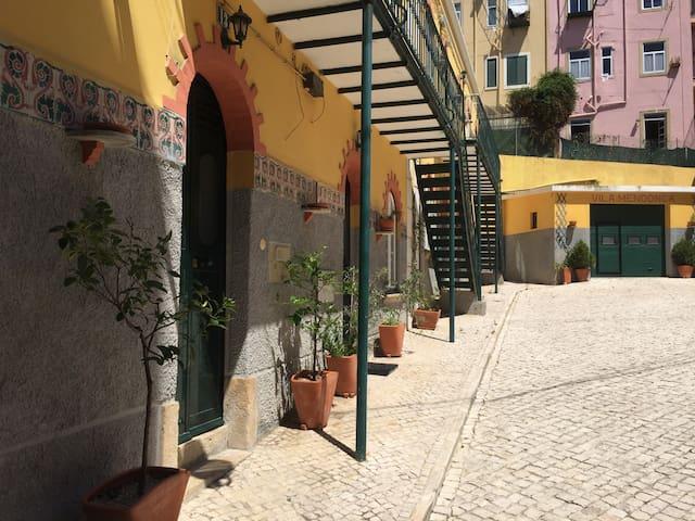 Typical Lisbon House - Center - Lisboa - Daire
