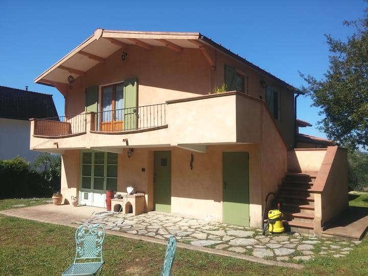 Chalet il Nido near Pisa and Livorno - Tuscany