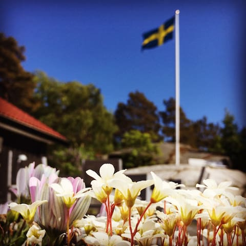Lägenhet i villa vid havet - Göteborg - Daire