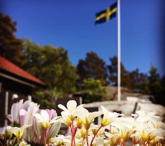 Lägenhet i villa vid havet - Göteborg - Huoneisto