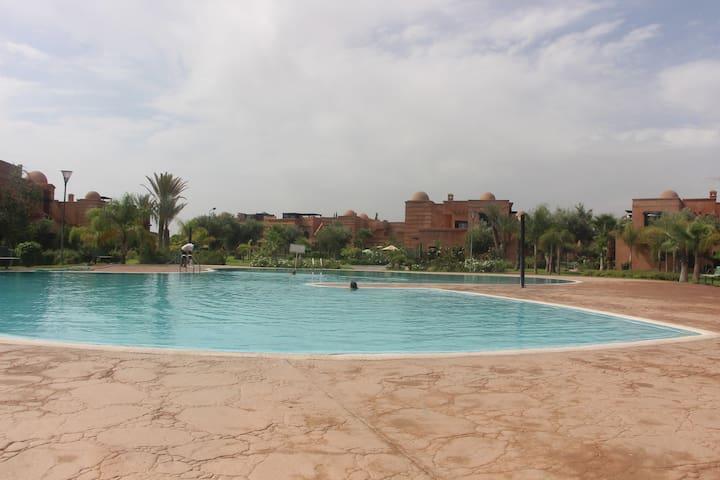 Atlas golf resort, piscines jardins - Marrakech - Apartamento