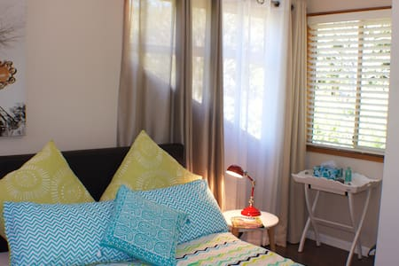 We have 2 bedrooms to choose from - Brisbane