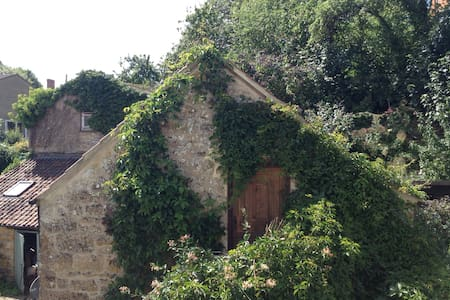 A comfortable converted hayloft. - Sherborne