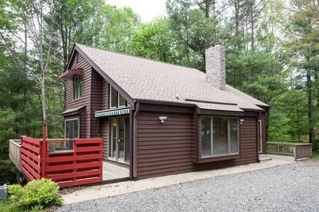 Evergreen Mountain Retreat - Near ASHEVILLE - Weaverville