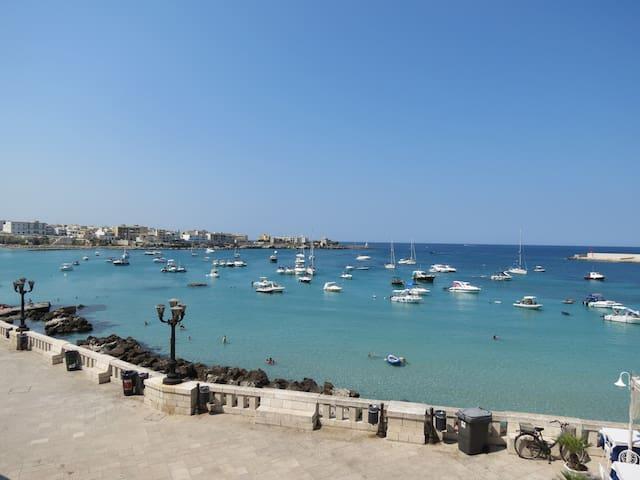 Appartamento proprio sul mare! - Otranto - Lägenhet