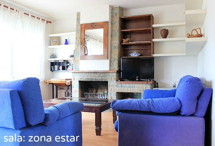 Casa soleada a 20 min. de Barcelona HUGTB-015027 - Cervelló - Casa