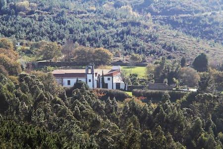 Convento de Sanpayo - quarto - Vila Nova de Cerveira - Bed & Breakfast