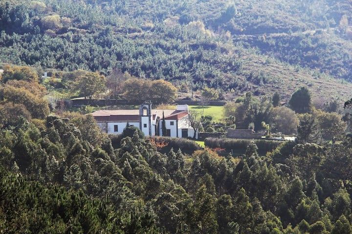 Convento de Sanpayo - quarto