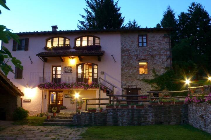 Appartamento Agriturismo Pradaccio - Pieve Fosciana - Apartment