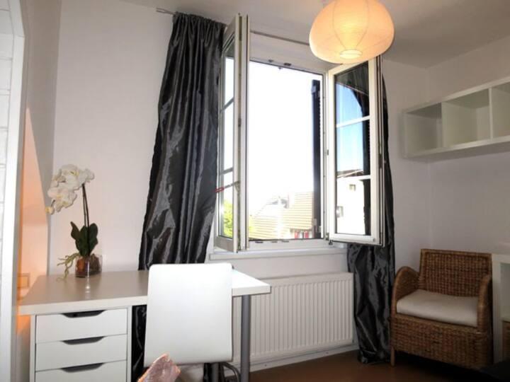 Zimmer zentral und ruhig WG Bäumlegasse Dornbirn