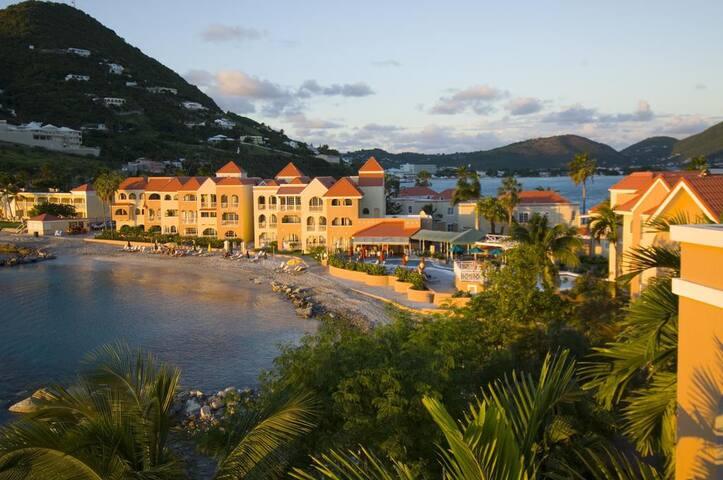 Divi Little Bay beach Resort Sint Maarten 1 bdroom