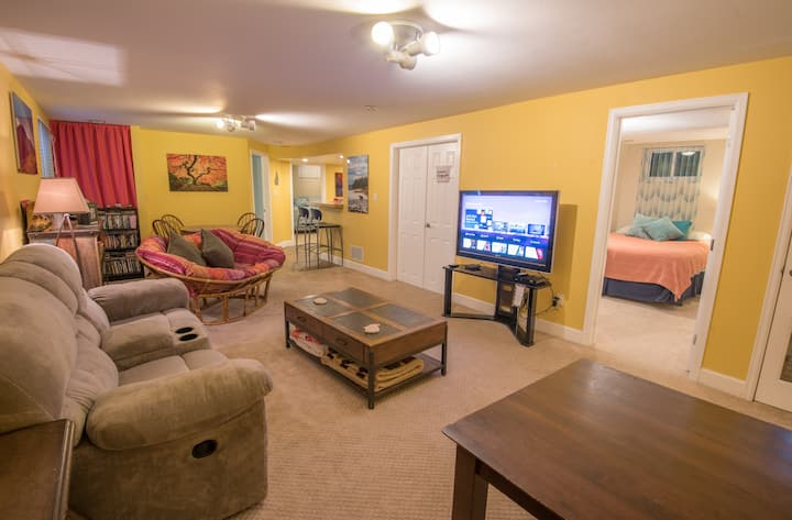 COZY 3 Bedroom Private Suite in South Boulder