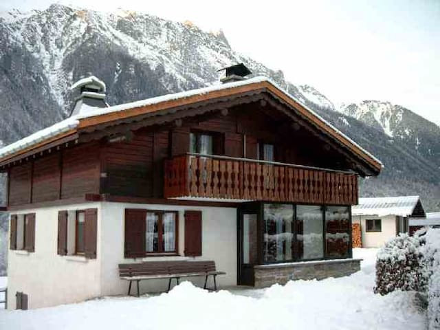 Beautiful Chalet Chamonix