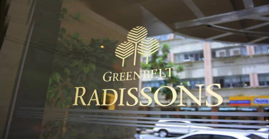 Paul's Greenbelt Radissons Studio - Makati - Departamento