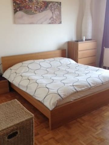 Rooms for rent fully furnished - Schaerbeek - Daire