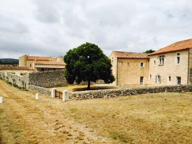 Dépendance château XVI siècle - Le Caylar - House