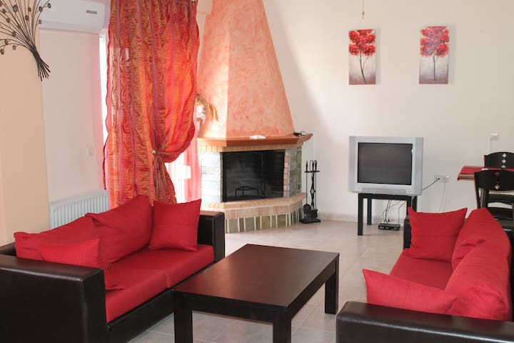 Full equipped apartment in Paralia - Paralia Katerinis - Lägenhet