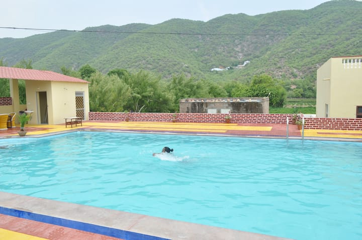Villa in Pushkar Resort 2