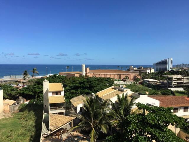 Ótimo apartamento com vista mar - Salvador - Flat