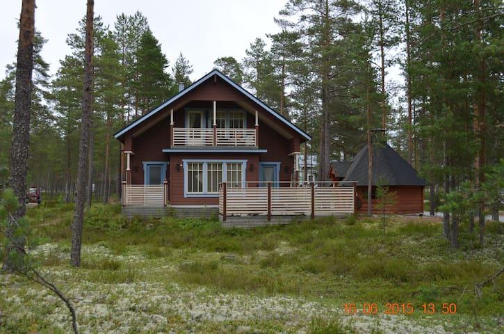 Vapaa-ajan asunto Hiekkasärkillä