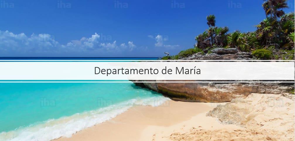 Departamento Maria