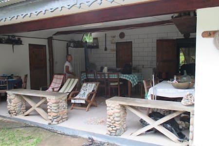 Belle Vue Casa Florine - La Digue - Бунгало
