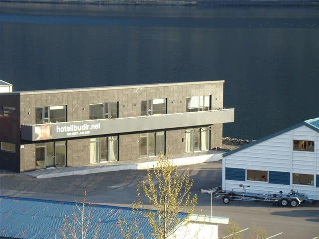 Hótelíbúðir Eskifirði - Eskifjorður - Apartemen