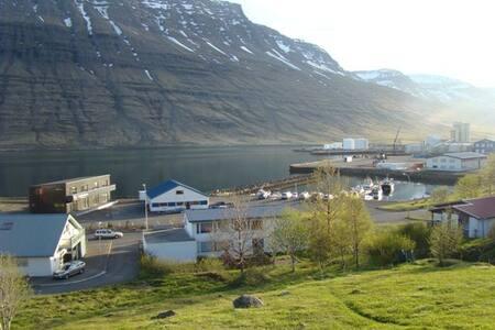 Hótelíbúðir Eskifirði - Lägenhet