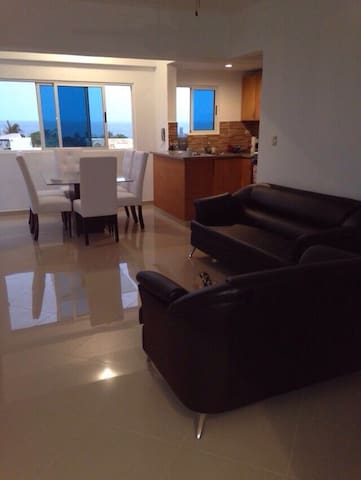 GREAT SEA VIEW APARTMENT - Santo Domingo - Apartemen