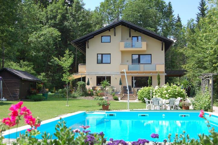 Haus am Wald - Finkenstein am Faaker See - Leilighet