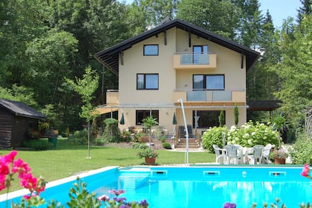 Haus am Wald - Lakás
