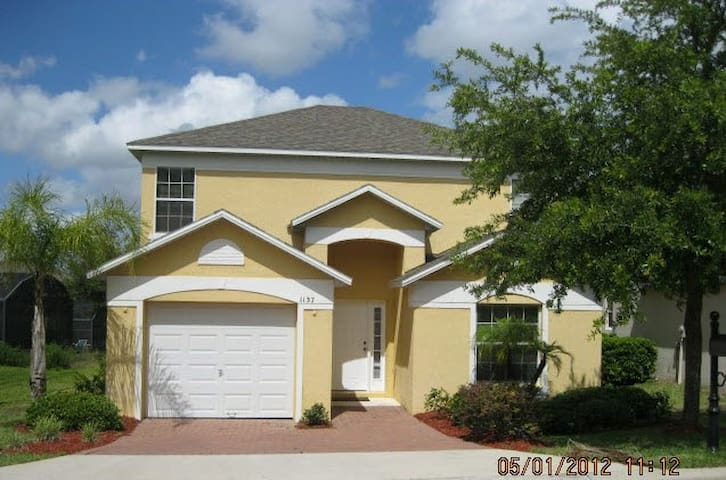 3 Bed Exec Pool Home by Disney, Universal,Legoland - Haines City - Ev