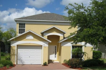 3 Bed Exec Pool Home by Disney, Universal,Legoland - Haines City