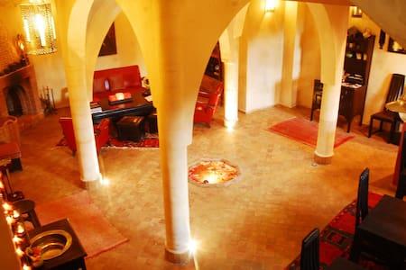 Demeure de charme dans la médina - Essaouira - Maison